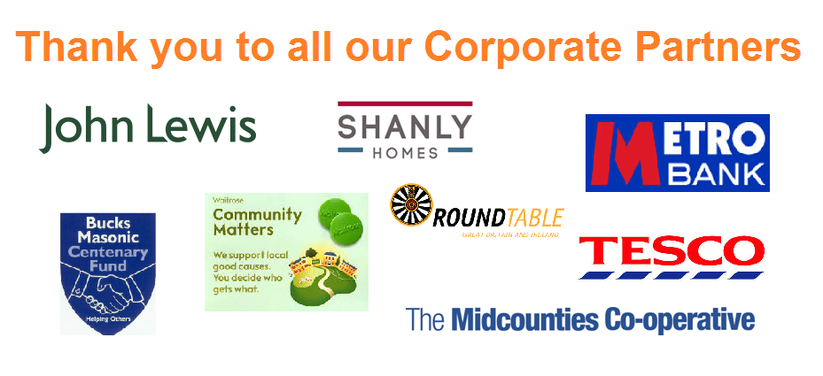 Thank you to our corporate partners