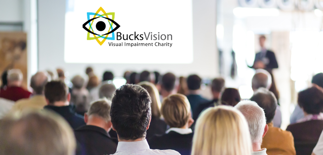 Talks at BucksVision